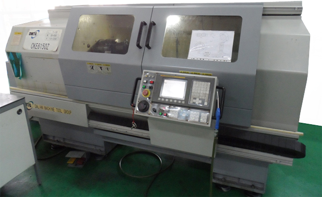DMGT NC Turning Machine