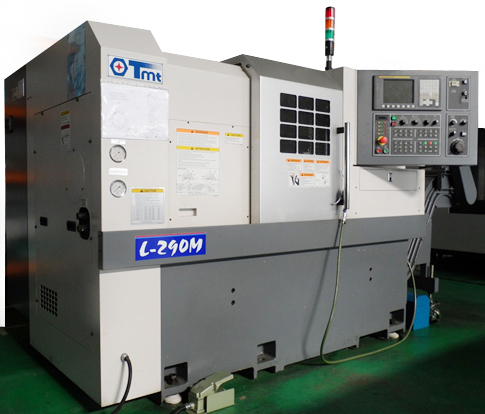 TMT CNC Turning Machine