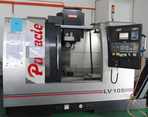 Pinnacle CNC Milling Machine (LV105) #1