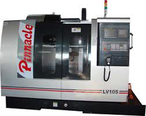 Pinnacle CNC Milling Machine (LV105) #2