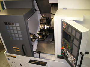 DMG Mori CNC Turnmill Machine #2