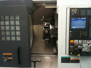 DMG Mori CNC Turnmill Machine #3