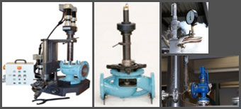 On-Site Grinding & Lapping Machines for Safety Valves